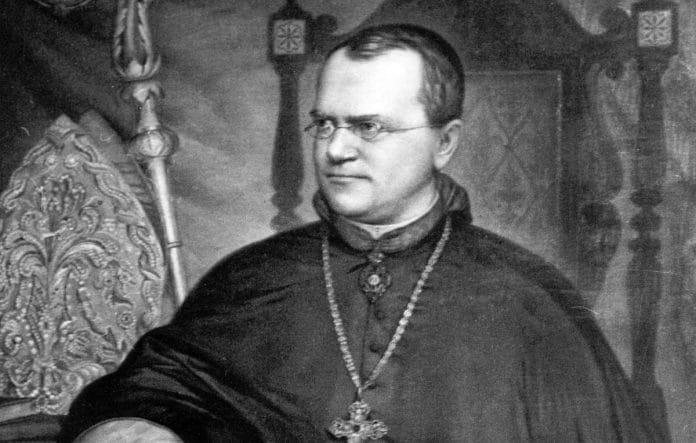 Монах Грегор Мендель