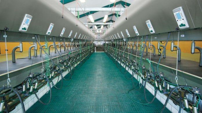 Доильный цех GEA Farm Technologies